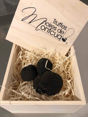Black Truffles from Montcuq - Tuber Melanosporum - 100g